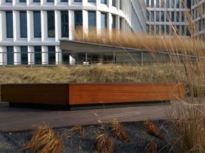 Ława Business Garden w Warszawie