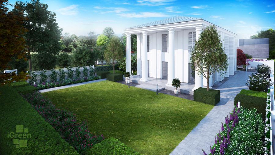 Ogród Obory